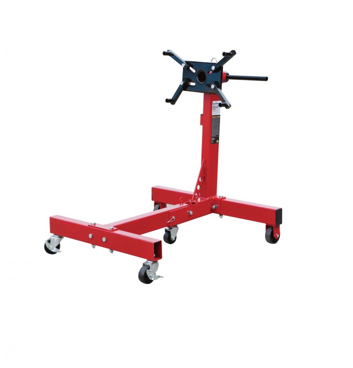 Engine Stand 600kg » Toolwarehouse » Buy Tools Online