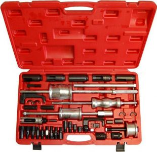 Diesel Injector extractor master set » Toolwarehouse » Buy Tools Online