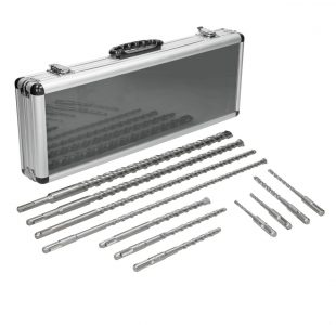 11pcs Mansonary Drill Set