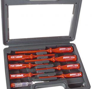 8-pcs Electritians Screwdriver Set