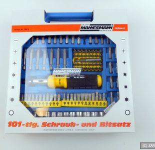 101-pcs Driver and Bit Set