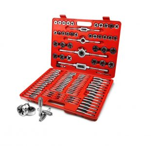 110 pcs Metric Tap & Die Set » Toolwarehouse » Buy Tools Online