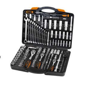 218 pcs socket set