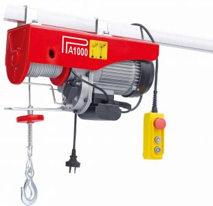 Electric Cable Hoist PA1000D » Toolwarehouse » Buy Tools Online