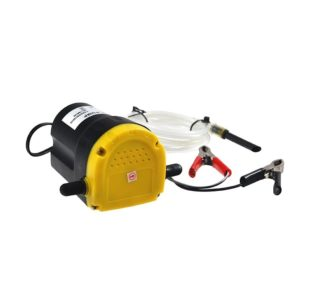 Oil Extractor 12V designed to save time and money the next time your car needs an oil change with this oil suction pump.