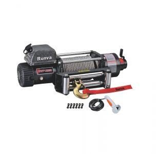 Runva Electric Winch 12000 lbs » Toolwarehouse » Buy Tools Online