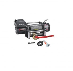 Runva Electric Winch 6000-lbs » Toolwarehouse » Buy Tools Online