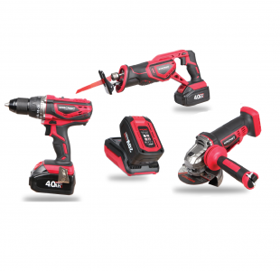 Cordless Power Tool Set » Toolwarehouse » Buy Tools Online