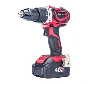 Brushless Cordless Hammer Drill