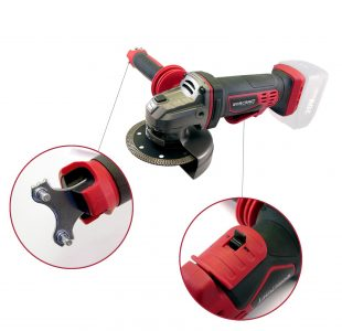 Cordless Angle Grinder