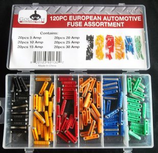 European Car Fuse Assortment » Toolwarehouse » Buy Tools Online