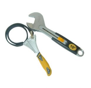 Adjustable & Strap Wrench Set » Toolwarehouse » Buy Tools Online