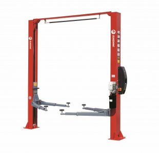 Two-Post Clear Floor Lift » Toolwarehouse » Buy Tools Online