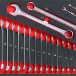 22PCS Combination Spanner Set: WT01Y0035