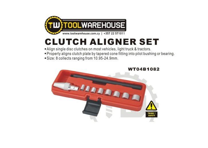 Clutch Aligner Set
