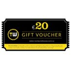 20€ Toolwarehouse Voucher