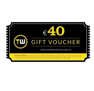 40€ Toolwarehouse Voucher » Toolwarehouse » Buy Tools Online