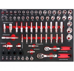 74Pcs Roller Drawer » Toolwarehouse » Buy Tools Online