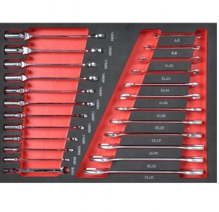 24Pcs Roller Drawer » Toolwarehouse » Buy Tools Online