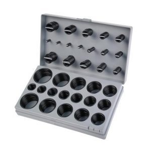 407-Piece O-Ring Set » Toolwarehouse » Buy Tools Online