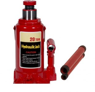20T Hydraulic Bottle Jack » Toolwarehouse » Buy Tools Online