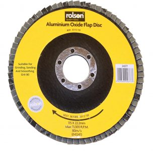 Aluminium Oxide Flap Disc » Toolwarehouse » Buy Tools Online