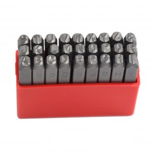 Letter Stamp set » Toolwarehouse » Buy Tools Online