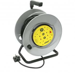 25m 4 Socket Cable Reel » Toolwarehouse » Buy Tools Online