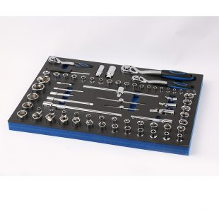 72PCS SOCKET TOOL SET