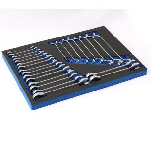 17pcs Wrench Set