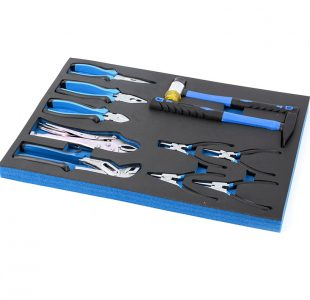 11PCS PLIER & HAMMER SET