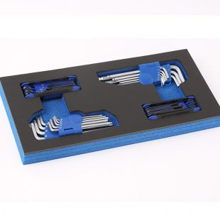 34PCS HEX KEY SET