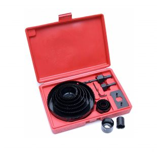 16pc Holesaw Set » Toolwarehouse » Buy Tools Online