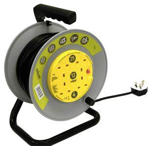 4 Socket 25m 13A HD Reel » Toolwarehouse » Buy Tools Online