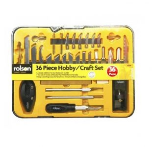Hobby Craft Knife Set