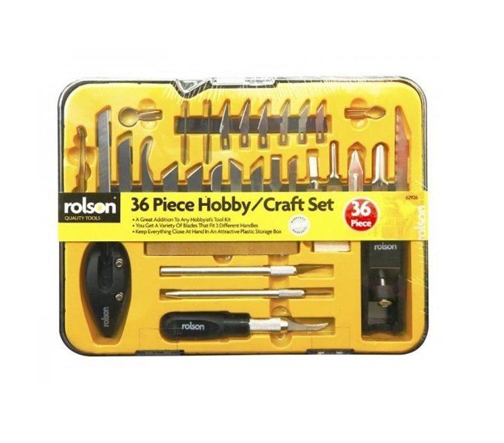 Hobby Craft Knife Set