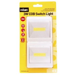Push On/Off Switch Light