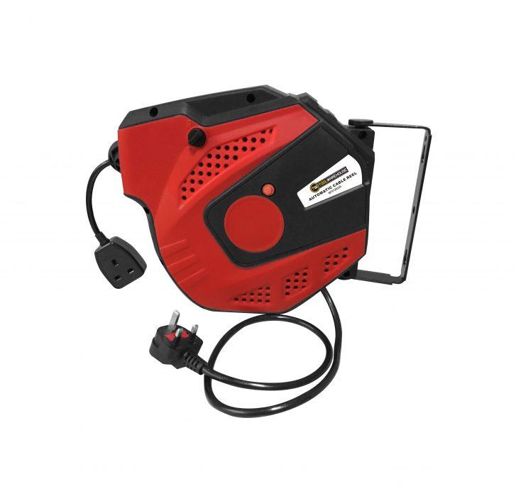 Cable Reel 15+1m » Toolwarehouse » Buy Tools Online
