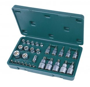 T-Drive Socket and Bit Set » Toolwarehouse » Buy Tools Online