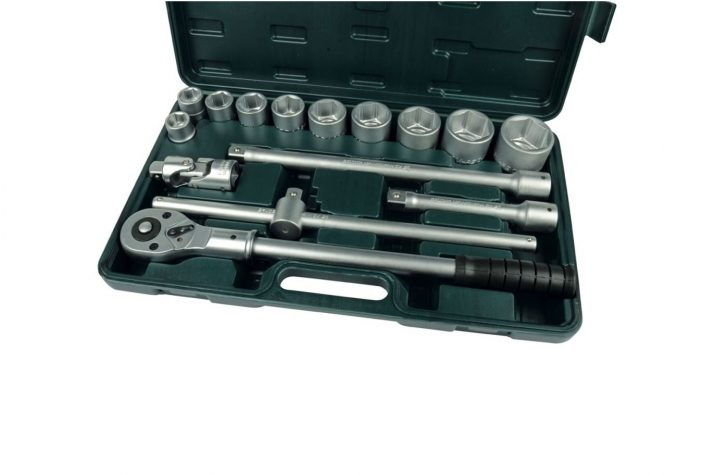 "Socket set 3/4"" Industrial Quality » Toolwarehouse » Buy Tools Online"