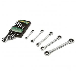 Ratchet Ring-Spanner set