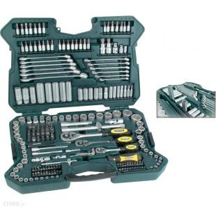 215pcs Socket Set » Toolwarehouse » Buy Tools Online