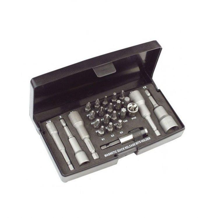 24pcs Safety Bit Set » Toolwarehouse » Buy Tools Online