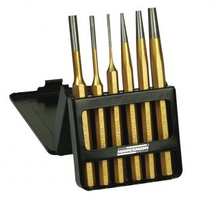 6pcs Pin Punch set » Toolwarehouse » Buy Tools Online