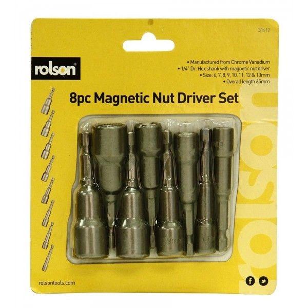 Magnetic Nut Driver set