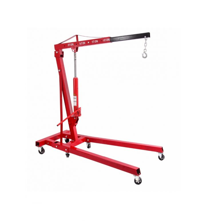 Folding Shop Crane 2T » Toolwarehouse » Buy Tools Online
