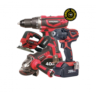 Worcraft Combo 3 » Toolwarehouse » Buy Tools Online