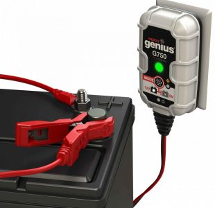 UltraSafe Battery Charger and Maintainer