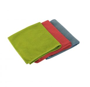 3pc Multi-Purpose Microfibre Cloths » Toolwarehouse » Buy Tools Online