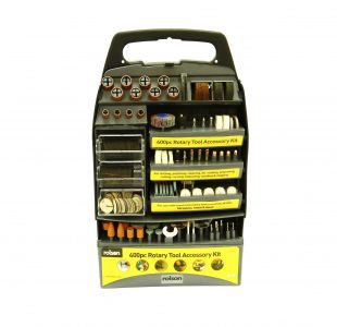 400pc Rotary Tool Accessory Kit » Toolwarehouse » Buy Tools Online